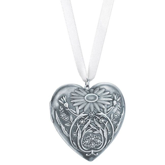 Ziegfeld Heart Locket