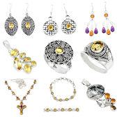 Gemstone Silver Jewelry Suppliers