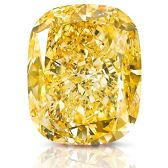 "Graff Reveals 132 Carat Statement Yellow Diamond, Calls It ""Golden Empress"""