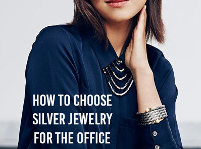 How to Choose Silver Jewelry For the Office