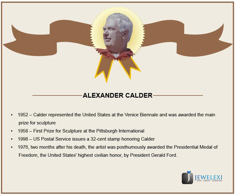 alexander calder awards