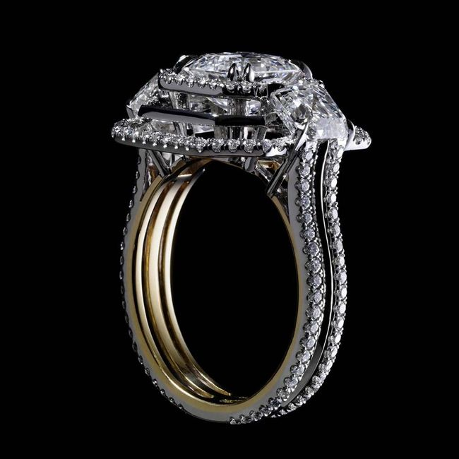 alexandra mor diamond ring