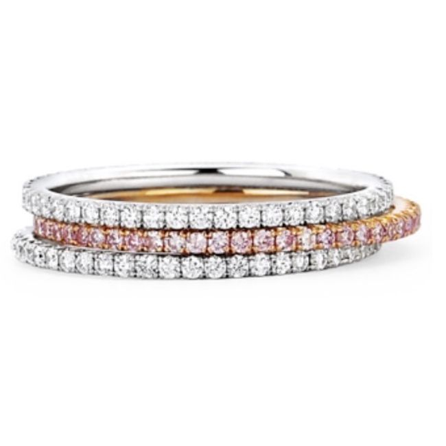 buccellati stackable ring