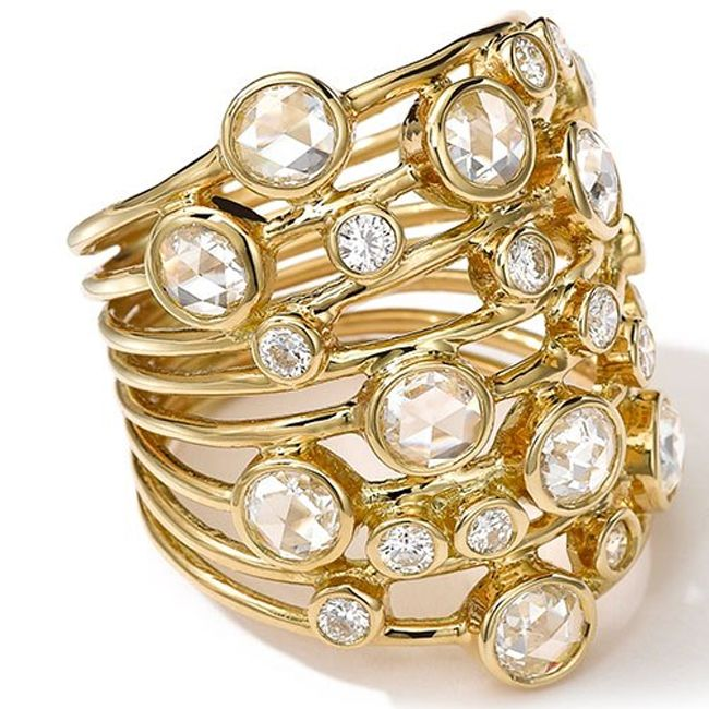 bulgari stackable ring