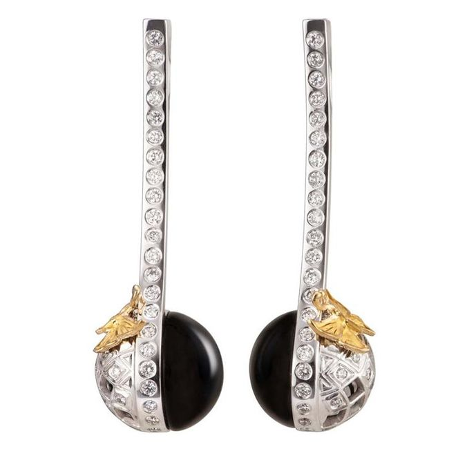Carrera Y Carrera Diamonds Earrings