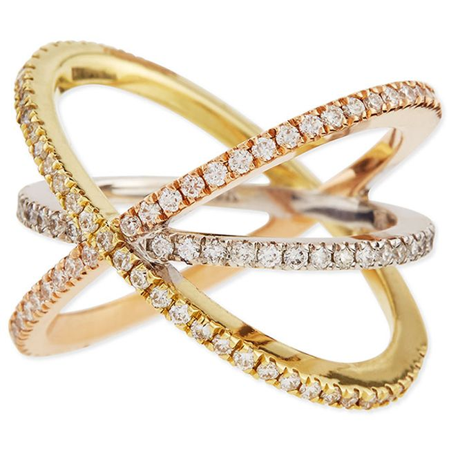 cartier stackable ring