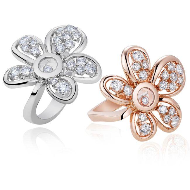 chopard rings