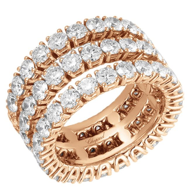 chopard stackable ring