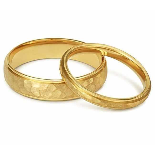 cred wedding rings in fairtrade gold from new elements collection