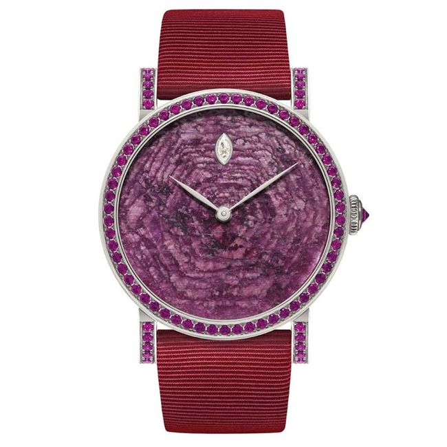 De Laneau Rondo Collection Ruby Watch