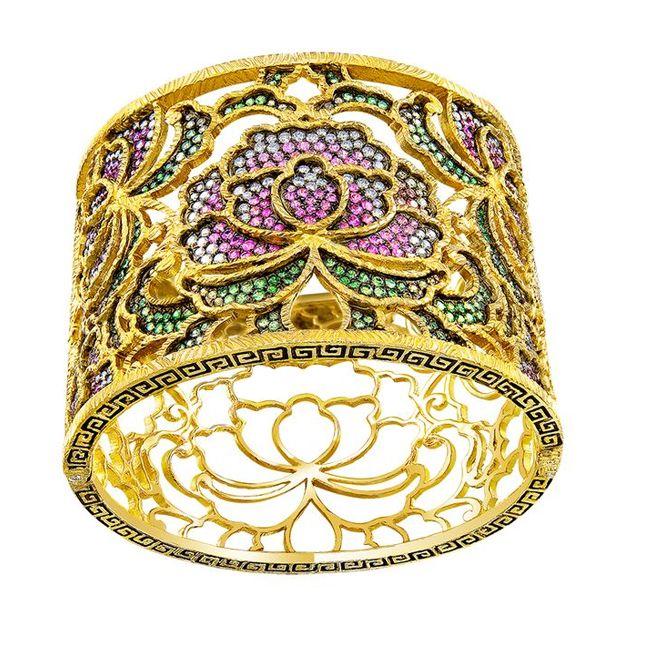 Dickson Yewn Diamond Bracelet
