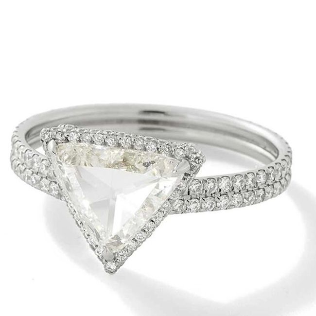 engagement ring styles pave band