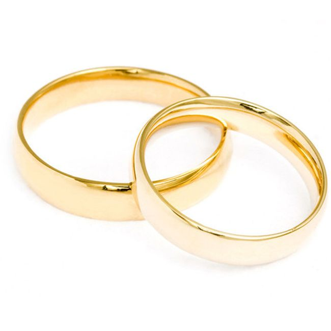 Fairtrade Gold Rings