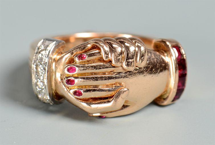 george ring