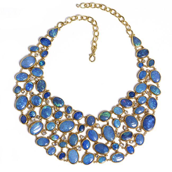 Guhar Opal Necklace