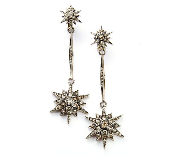 hans stern earrings
