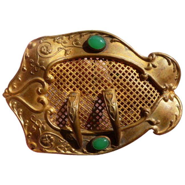 jade clasp buckle