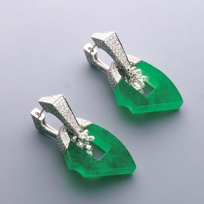 jaideite earrings clasp