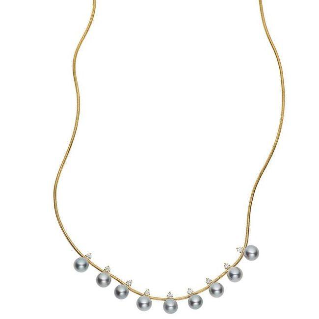 Jemma WynneTahitian Pearl Necklace