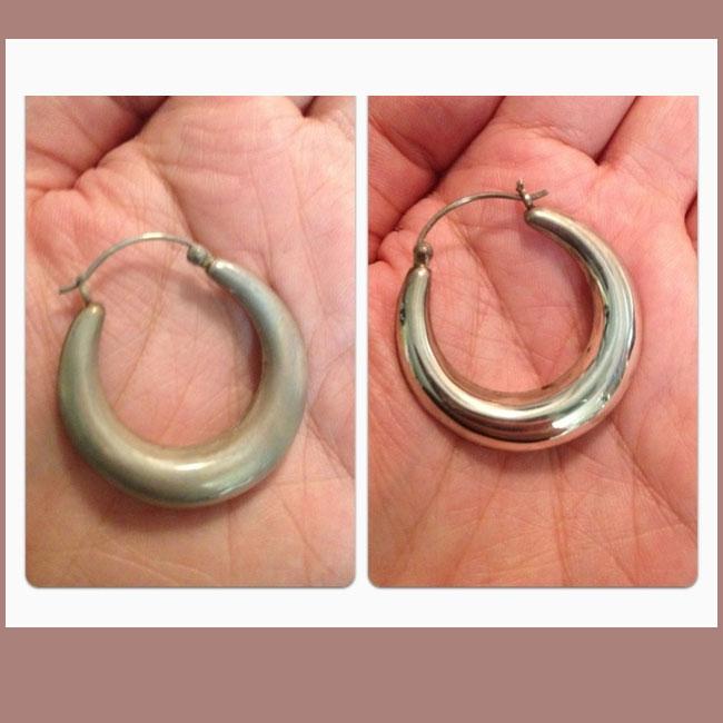 keep silver jewelry shining