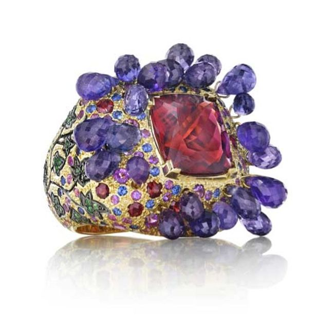 Madstone Bacchus Ring