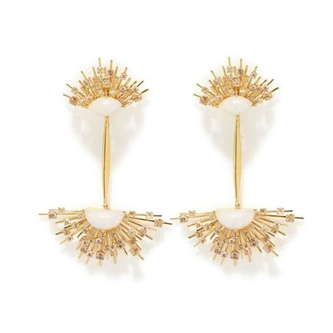 Maiyet Starburst Earrings