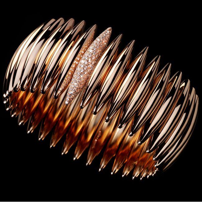mattia- ielo rose gold bracelet