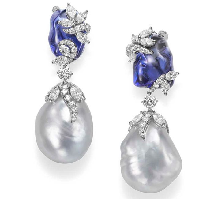 mikimoto hyacinthia earrings