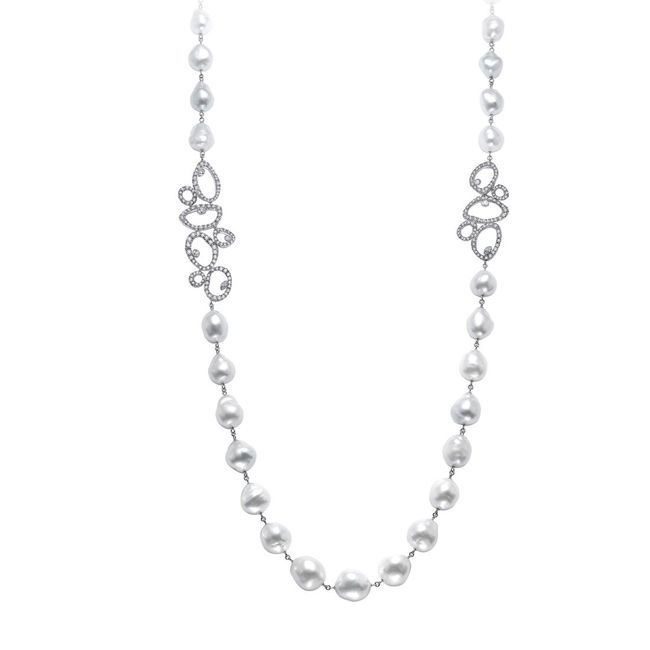 Mikimoto Single Strand Pearl Necklace