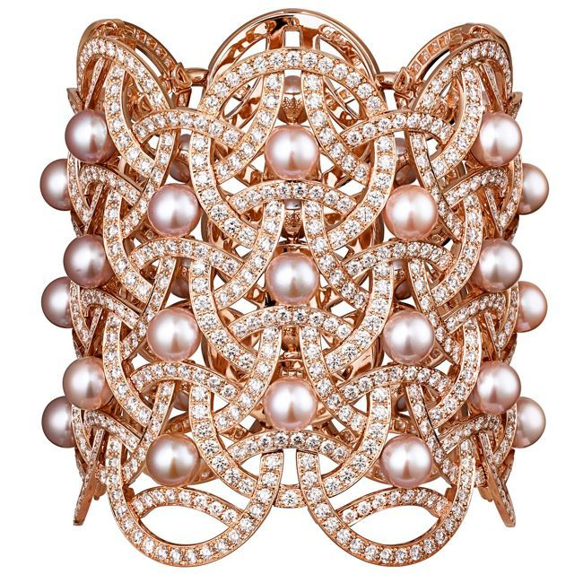Nouvelle Vague Pearl Cuff Bracelet