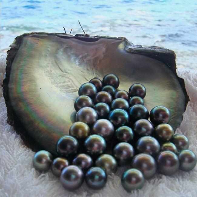 Pearls Natural