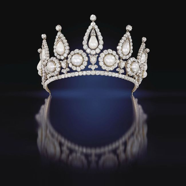 rosebery tiara