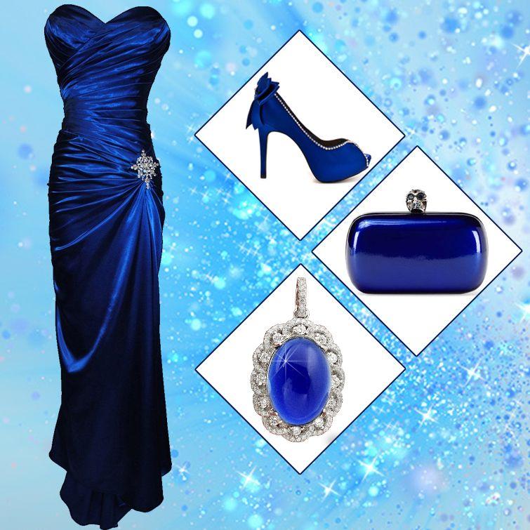 sapphire look
