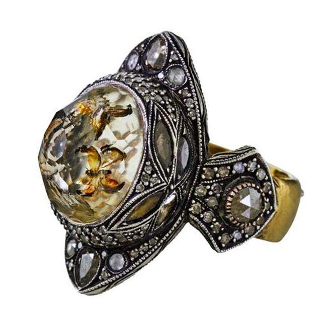 Sevan Bicakci Theodora Butterfly Ring