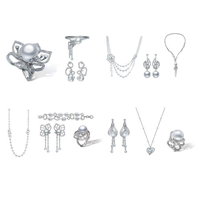 Spring 13 Mikimoto Pearl Jewels