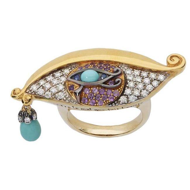 Sylvie Corbelin Ring