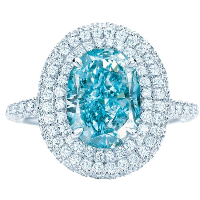 tiffany blue ring