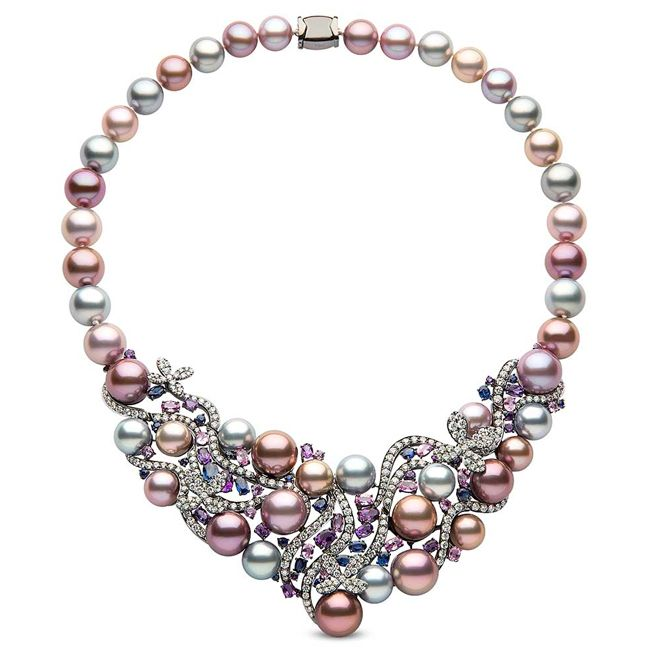 yoko london pearl necklace