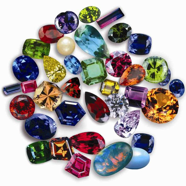 Know Your Gemstone Colour