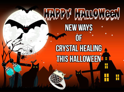 New Ways of Crystal Healing This Halloween