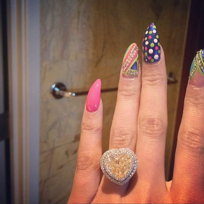 Nicki Minaj Hints at Engagement, Leaves Fans at Frenzy