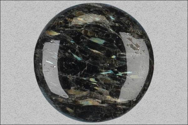 Nuummite - A Blood Purifying Stone