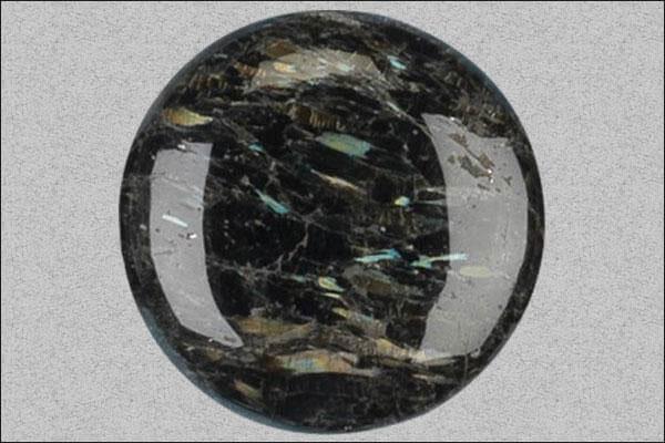 Nuummite - A Sorcerer's Stone
