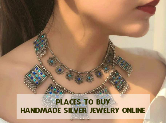 Places To Buy Handmade Silver Jewelry Online