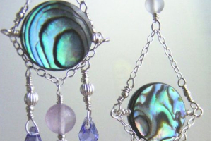 5 Amazingly Beautiful Abalone Earrings for Your...