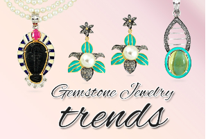 Gemstone Jewelry Trends That Are Coming