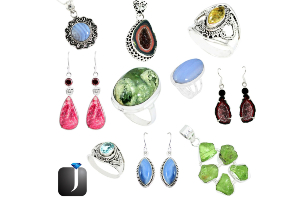 Gemstone Silver Jewelry Suppliers