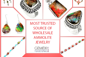 Most Trusted Source of Wholesale Ammolite Jewelry