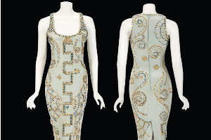 f26f353e64a Princess Diana s Versace Gown Auctioned For  200