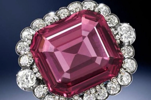 Rare Spinel to Be Up For Sale after a Century